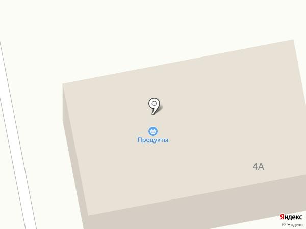 Продуктовый магазин на карте Бетьков