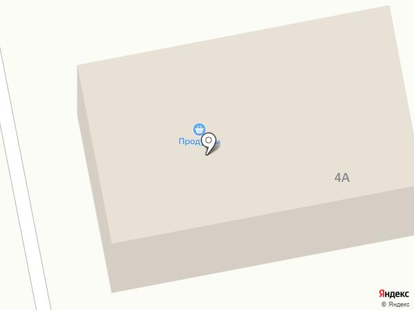 Чулман-А на карте Бетьков