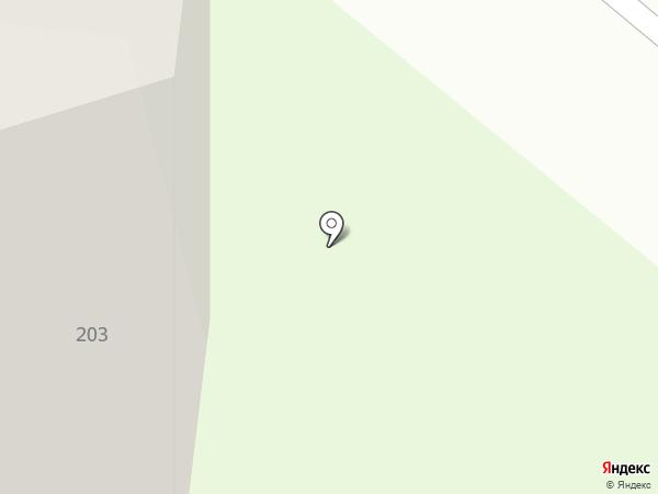 Имидж на карте Альметьевска
