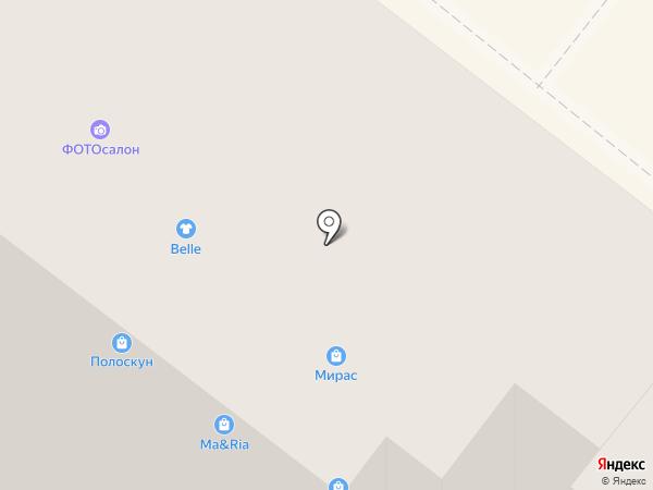 Наточу на карте Альметьевска