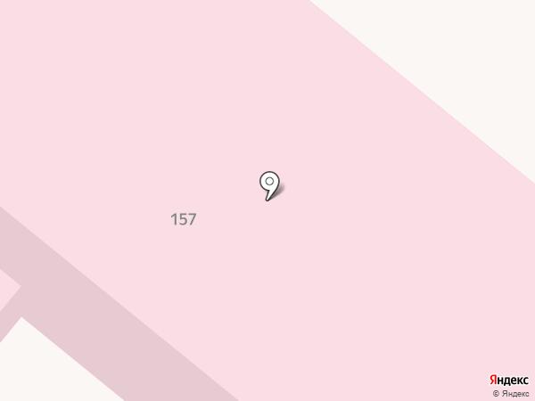 Станция скорой медицинской помощи на карте Альметьевска