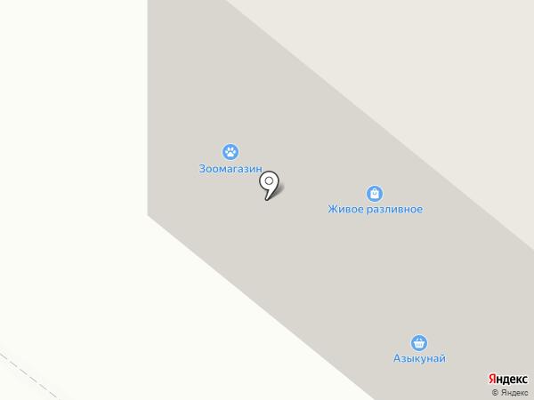 Магазин канцтоваров на ул.Ленина, 141 на карте Альметьевска