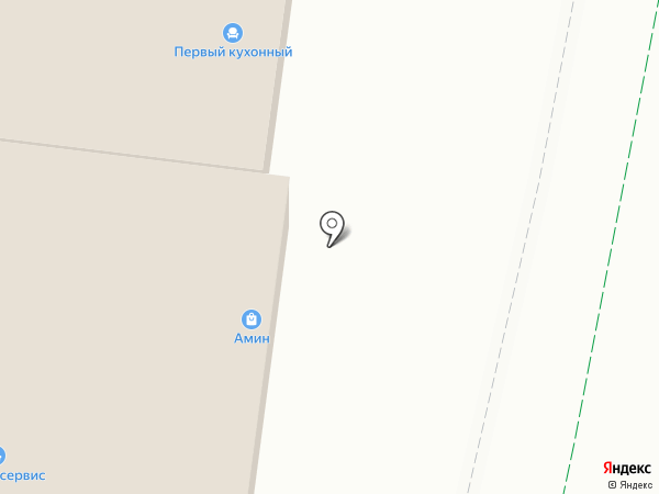Дятьково на карте Альметьевска