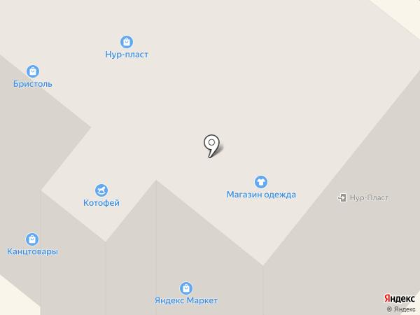 Юна Style на карте Альметьевска