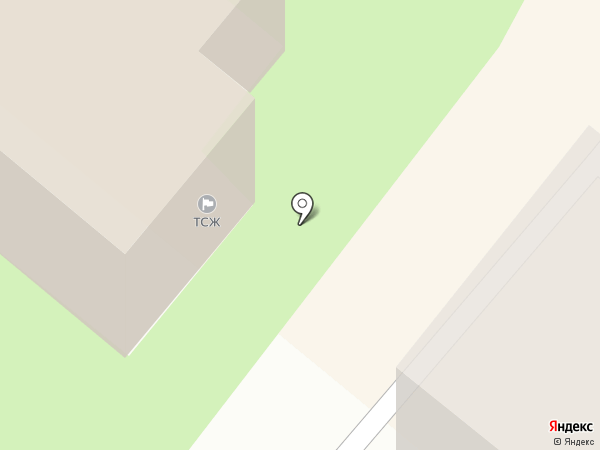 Яшьлек, ТСЖ на карте Альметьевска