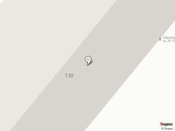 Скрепка на карте Альметьевска