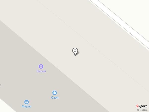 Булочная-пекарня на карте Альметьевска