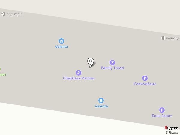 Банкомат, ИКБ Совкомбанк на карте Альметьевска