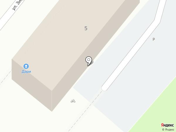 Дари на карте Альметьевска