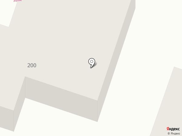 Гостиный дом на карте Альметьевска