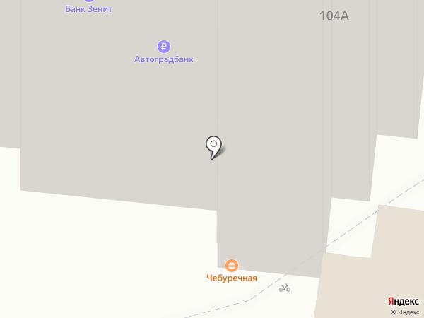 Теко, ЗАО на карте Альметьевска