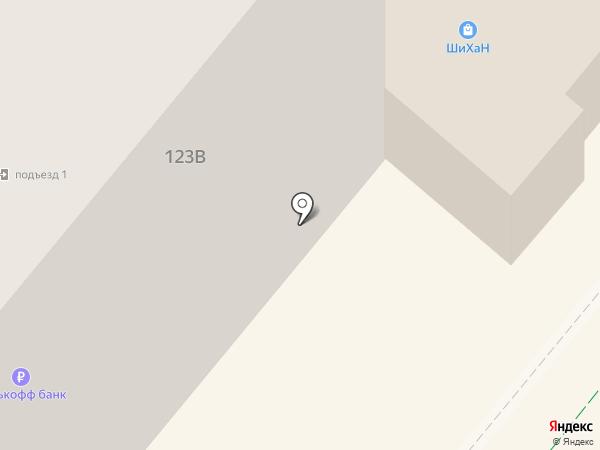 МЕРЛИН на карте Альметьевска