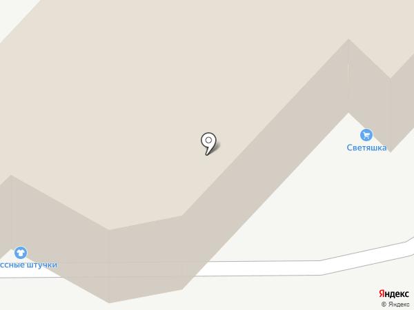 Классные штучки на карте Набережных Челнов