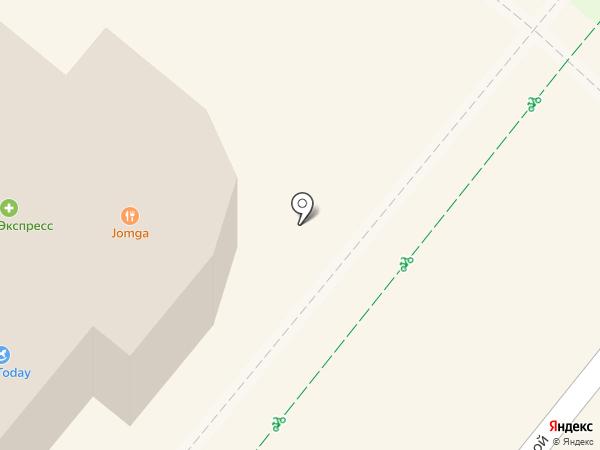 Читай город на карте Альметьевска