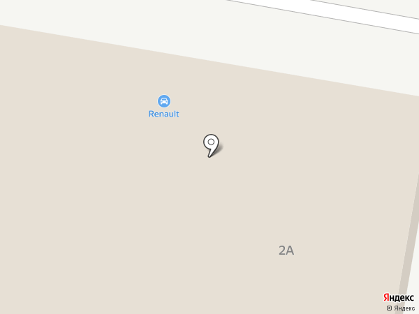 Renault на карте Альметьевска