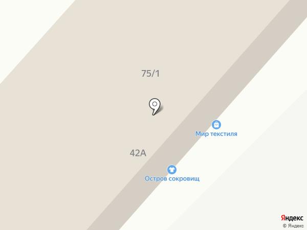 День и Ночь на карте Набережных Челнов