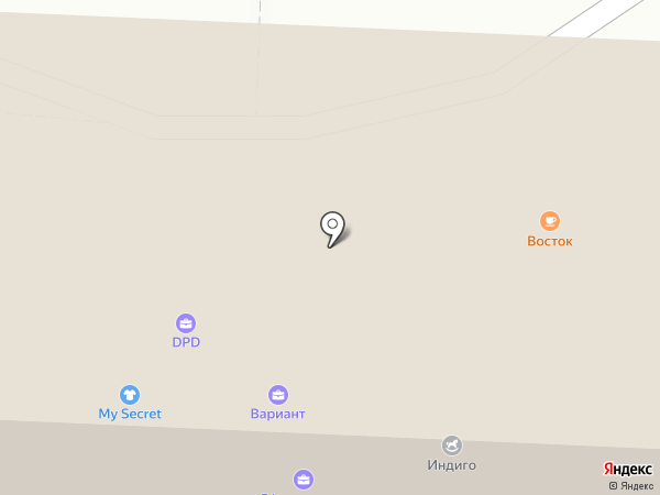 ТАТАРСКОЕ АКЦИОНЕРНОЕ ПРОИЗВОДСТВЕННОЕ ОБЪЕДИНЕНИЕ, ЗАО на карте Альметьевска