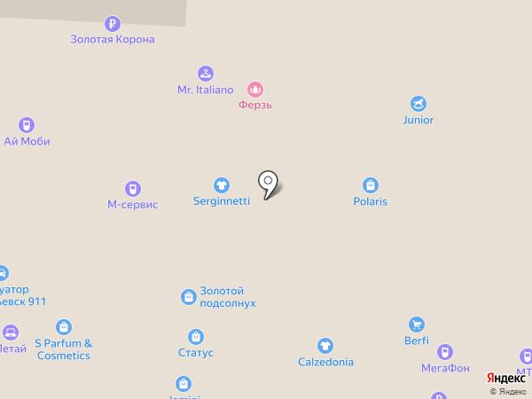Твое хобби на карте Альметьевска