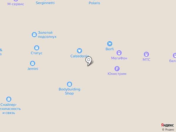 Банкомат, БИНБАНК, ПАО на карте Альметьевска