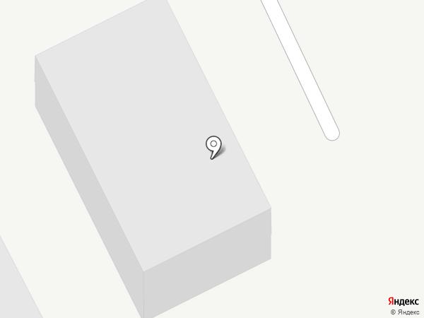Бьеф на карте Набережных Челнов