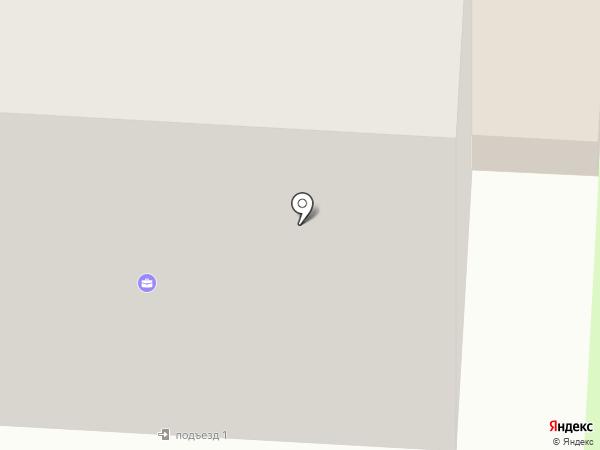 Тенториум на карте Альметьевска