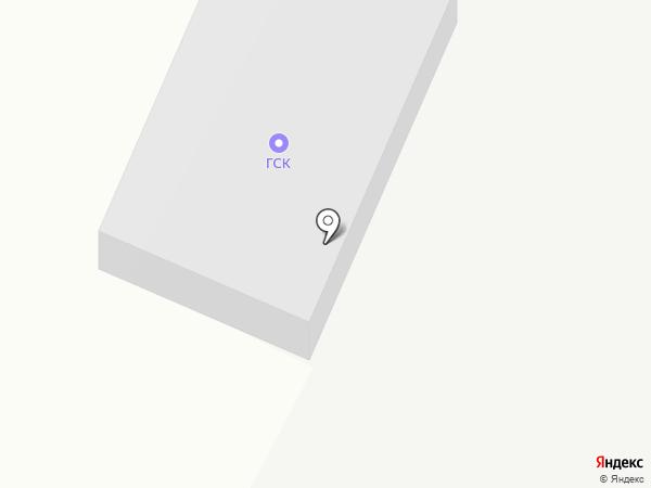 ГСК на карте Альметьевска