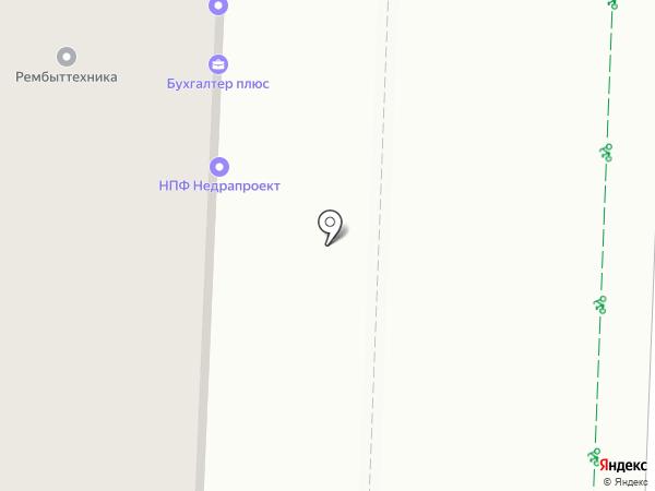 Недрапроект на карте Альметьевска