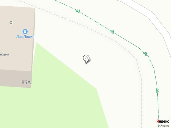 Лав Лидия на карте Альметьевска