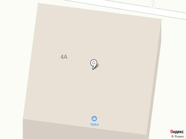 Yoko на карте Альметьевска