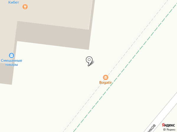 Спутник на карте Альметьевска