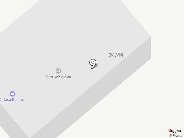 Татпродмаркет на карте Альметьевска