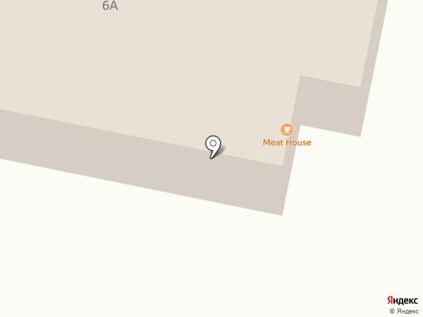 MEAT HOUSE на карте Альметьевска