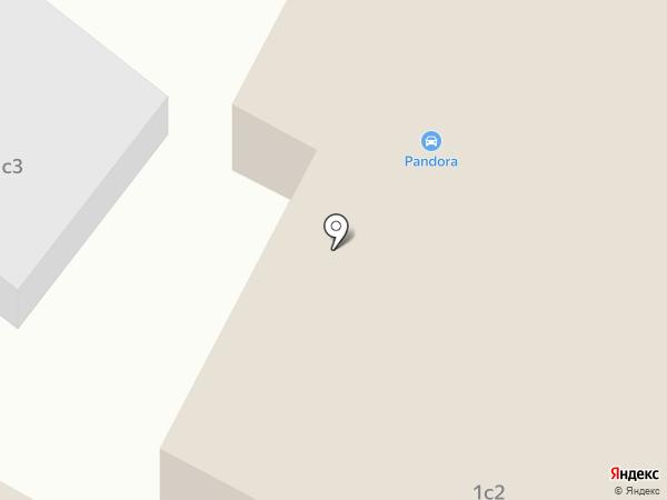 Мастерская на карте Альметьевска