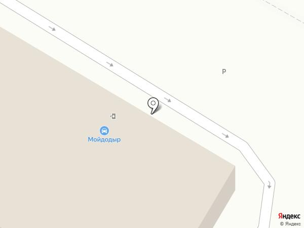 МОЙДОДЫР на карте Набережных Челнов