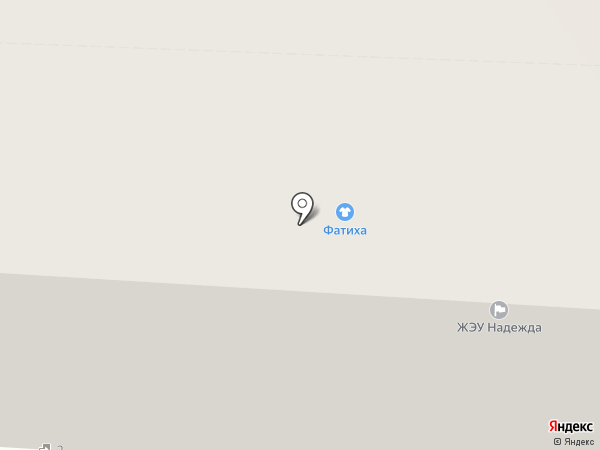 Элекснет на карте Альметьевска