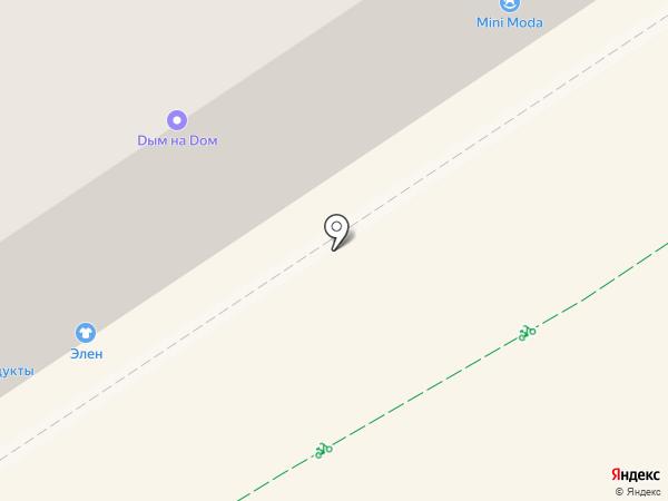 Максавит на карте Альметьевска