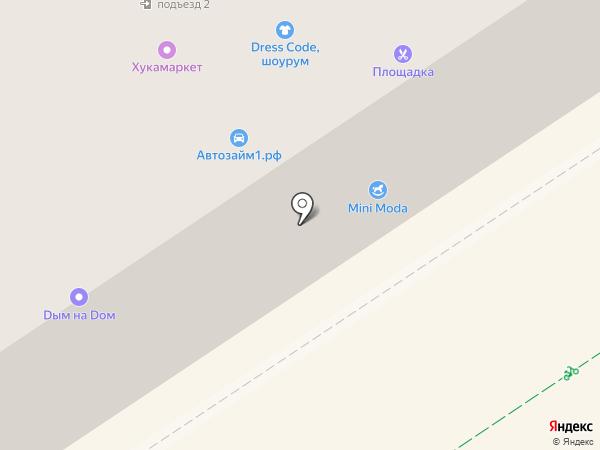 Березка на карте Альметьевска