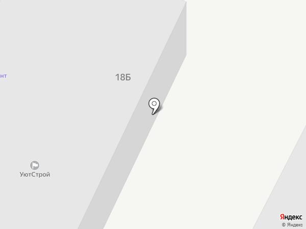 Земсервис на карте Альметьевска