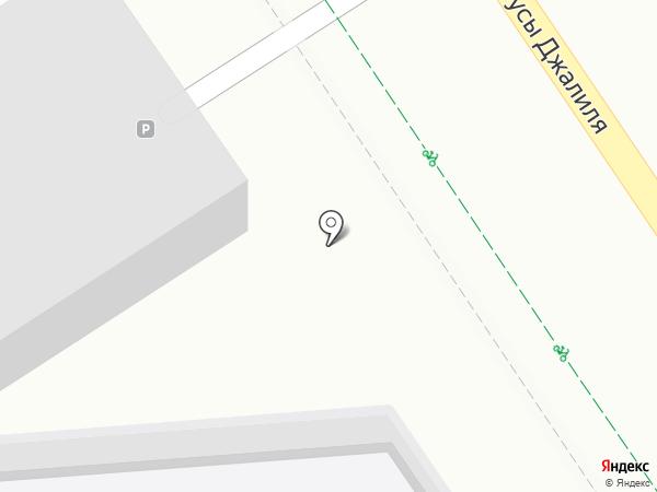 Татнефть, ПАО на карте Альметьевска