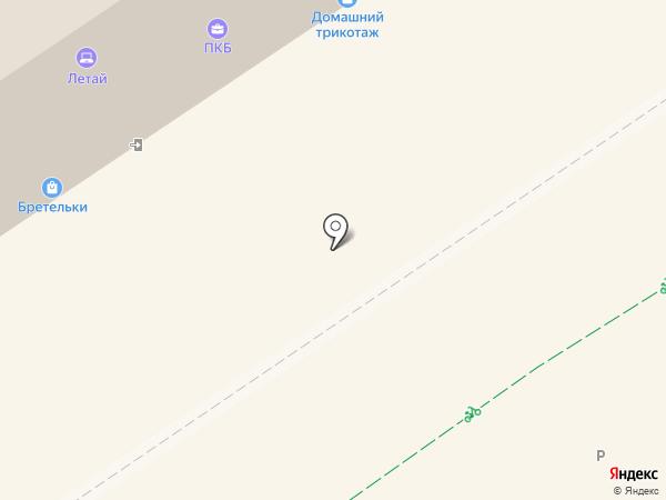 Салон-магазин на карте Альметьевска