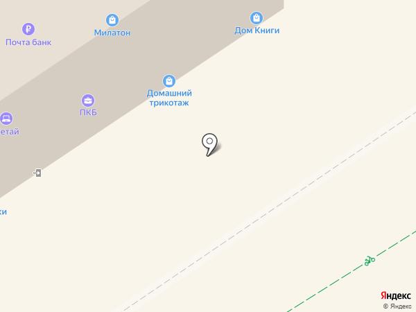 Т.ОП на карте Альметьевска