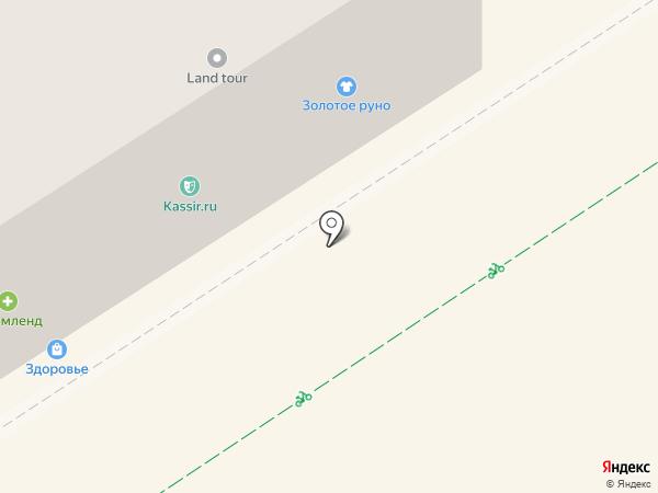 Land Tour на карте Альметьевска