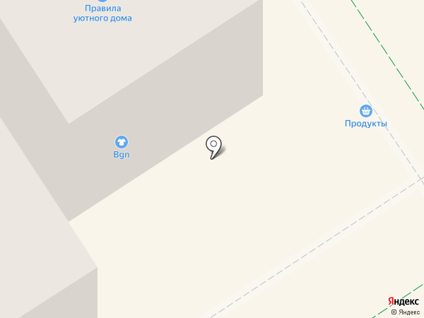 BGN на карте Альметьевска