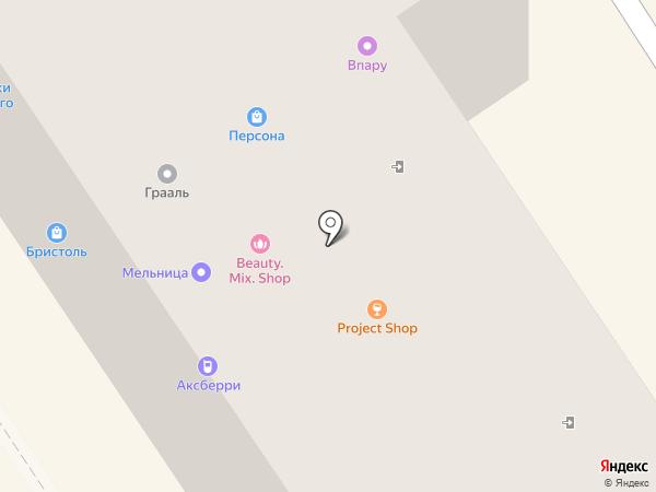 Престиж на карте Альметьевска