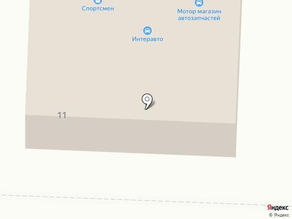 Салон-ателье на карте Альметьевска
