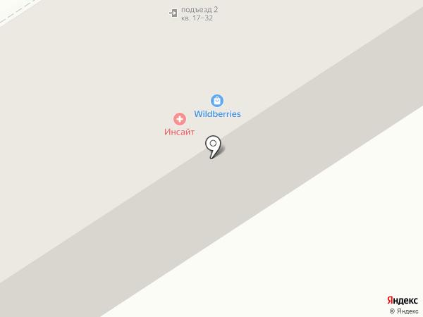 Спорт-бар на карте Альметьевска