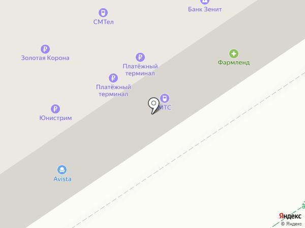 АЛМАЗ ЗОЛОТО на карте Альметьевска
