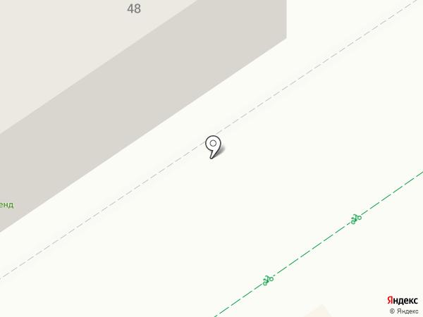 Аптека 36.6 на карте Альметьевска