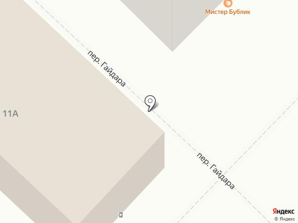 Мясной дом на карте Набережных Челнов