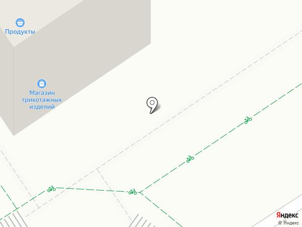 Магазин трикотажных изделий на карте Альметьевска